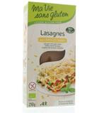 Afbeelding vanMa Vie Sans Lasagne gele linzen (250 gram)