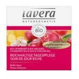 Afbeelding vanLavera Dagcreme/day Cream Regenerating Cranberry F d (50ml)