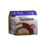 Afbeelding vanNutridrink Chocolade 200 ml, 4 stuks