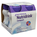 Afbeelding vanNutridrink Compact Neutraal 125 ml, 4 stuks
