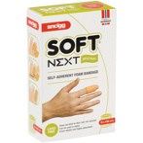 Afbeelding vanSnogg Soft Next Natural 1 M X 6 Cm, stuks