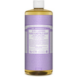 Afbeelding vanDr Bronners Liquid Soap Lavendel (945ml)