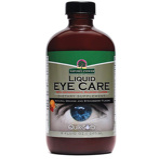 Afbeelding vanNatures Answer Liquid Eye Care (240ml)