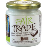 Afbeelding vanAmanprana Kokosolie Fair Trade (250ml)