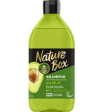 Afbeelding vanNature Box Shampoo Avocado 6 pack (385ml)