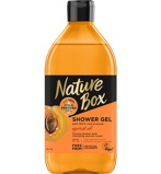 Afbeelding vanNature Box Apricot Smoothness Douchegel 385 ml