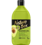 Afbeelding vanNature Box Douchegel Avocado 6 pack (385ml)