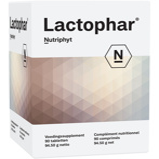 Afbeelding vanNutriphyt Lactophar (90 tabletten)