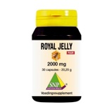 Afbeelding vanSNP Royal jelly 2000 mg puur (30 capsules)