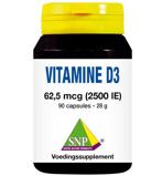 Afbeelding vanSNP Vitamine D3 2500IE (90 capsules)