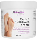 Afbeelding vanNaturalize Eelt En Hielklovencreme (250ml)