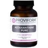 Afbeelding vanProviform Astaxanthine pure softgel 60sft