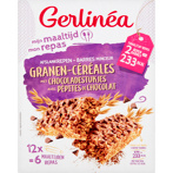 Afbeelding vanGerlinea Afslank Maaltijdrepen Granen & Stukjes Chocolade (372g)