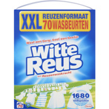 Afbeelding vanWitte Reus Waspoeder Wit 70 Wasbeurten (3850g)