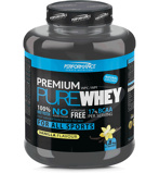 Afbeelding vanPerformance Sports Nutrition Premium Pure Whey Vanille (1800g)