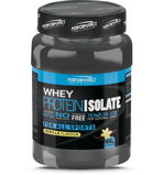 Afbeelding vanPerformance Sports Nutrition Whey Protein Isolate Vanille (900g)