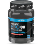 Afbeelding vanPerformance Sports Nutrition Pro 80 Aardbei (900g)