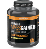 Afbeelding vanPerformance Sports Nutrition Turbo Mass Gainer Vanille (3000g)