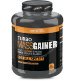 Afbeelding vanPerformance Sports Nutrition Turbo Mass Gainer Choco (3000g)