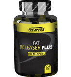 Afbeelding vanPerformance Sports Nutrition Fat Releaser 120tab