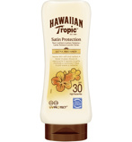 Afbeelding vanHawaiian Tropic Satin Protection Sun Lotion Spf30 (180ml)