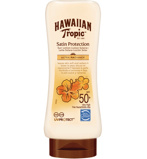 Afbeelding vanHawaiian Tropic Satin Protection Sun Lotion Spf50 (180ml)