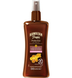 Afbeelding vanHawaiian Tropic Protective Dry Spray Oil Spf20 (200ml)