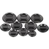 """Εικόνα του""""52mm Alça central Snap on Lens Cap Cover Keeper Holder para Canon Nikon Sony Olympus DSLR Camera Camcorder"""""""