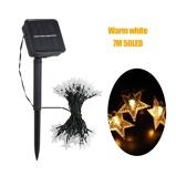 """Εικόνα του""""5M / 16.4Ft 20 LEDs Solar Powered Energy Fairy String Light"""""""