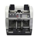 """Imagine din""""Aibecy Multi Currency Automatic Cash Banknote Money Bill Contador de contagem com UV MG Detector de falsificação de infravermelho Externo Display para EURO / USD / GBP / AUD / JPY / KRW"""""""