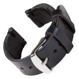 Bilde avBofink® Handmade Leather Strap for Fossil Goodwin Hybrid All Black