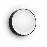 Bilde avDaylo Hue White & Color Ambiance Utendørs Vegglampe Black Philips Hue