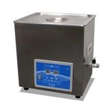 Abbildung von10 Liter Ultraschallreiniger Palssonic Profi Edelstahl 40 kHz Heizung 960 W Ultraschallreinigungsgerät 300 x 240 x 150 mm