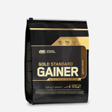 Afbeelding vanOptimum Nutrition Gold Standard Mass Gainer Colossal Chocolate 3250 gram