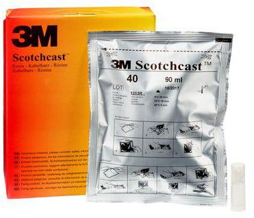 Afbeelding van 3M Scotchcast Hars polyurethaan 40C 470gr/ 426cc, 1 per stuk