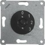 Afbeelding vanPeha 3-standen Draaischakelaar 16 A 250 V- Met Nulstand