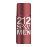 Abbildung vonCarolina Herrera 212 Sexy Men Deodorant 150 ml