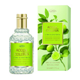 Image de4711 Acqua Lime & Nutmeg Eau de cologne 50 ml