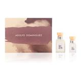Afbeelding vanAdolfo Dominguez Parfumset voor Heren Agua Fresca (2 pcs)