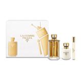 Afbeelding vanPrada Parfumset voor Dames La Femme (3 pcs)