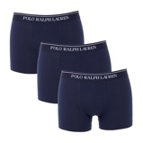 Afbeelding vanPolo Ralph Lauren Boxershort Cotton Trunks Heren Blauw.