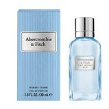 Image deAbercrombie & Fitch First Instinct Blue for women Eau de parfum 30 ml