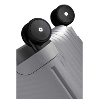 Thumbnail of Samsonite S'Cure Spinner 69 Silver Harde Koffers