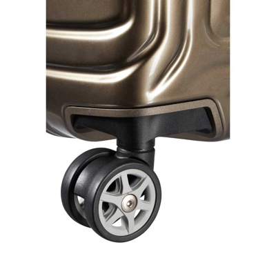Afbeelding van Samsonite Neopulse Spinner 81cm Metallic Sand koffer