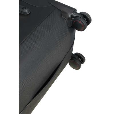 Afbeelding van Samsonite Paradiver Light Spinner Duffle 55 Black - Reistassen met wielen