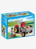 Imagem de6131 Trator de Ceifar e Transportar, Playmobil Country cinzento medio bicolot/multico