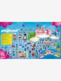 Imagem de9078 Galeria de Lojas, da Playmobil rosa medio liso com motivo