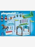 Imagem de6930 Prova de Cavalos, da Playmobil castanho escuro liso com motiv