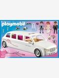 Imagem de9227 Limusina Nupcial, da Playmobil branco vivo liso com motivo