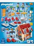 Imagem de5167 Casa de Bonecas Maleta da Playmobil sem cor